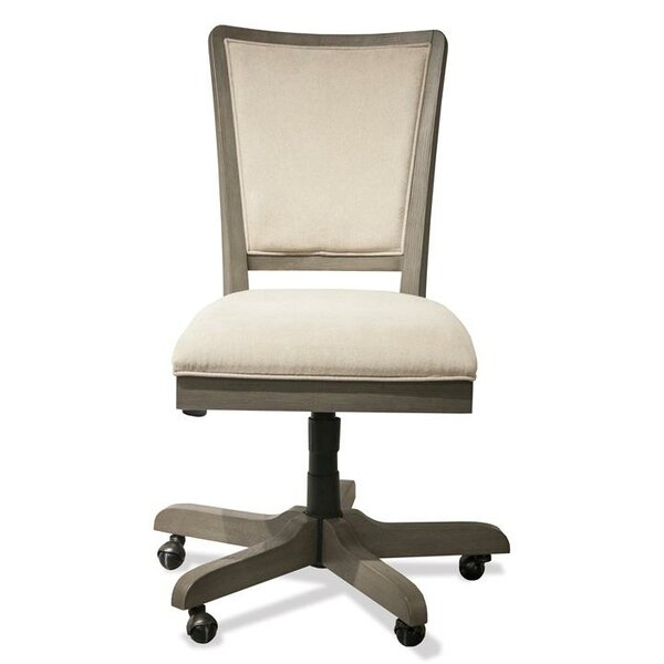 Workman Office Chair by Gracie Oaks