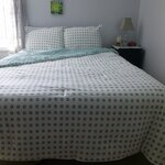three posts warren comforter set reviews wayfair. Black Bedroom Furniture Sets. Home Design Ideas