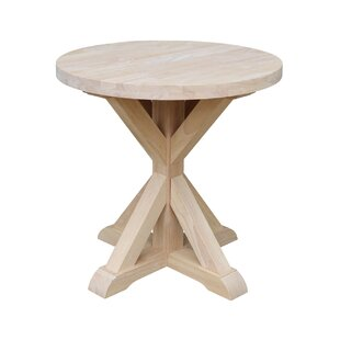 Philippine End Table by August Grove