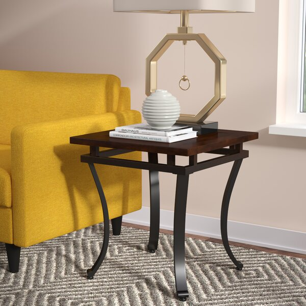 Tustin End Table By Wrought Studio