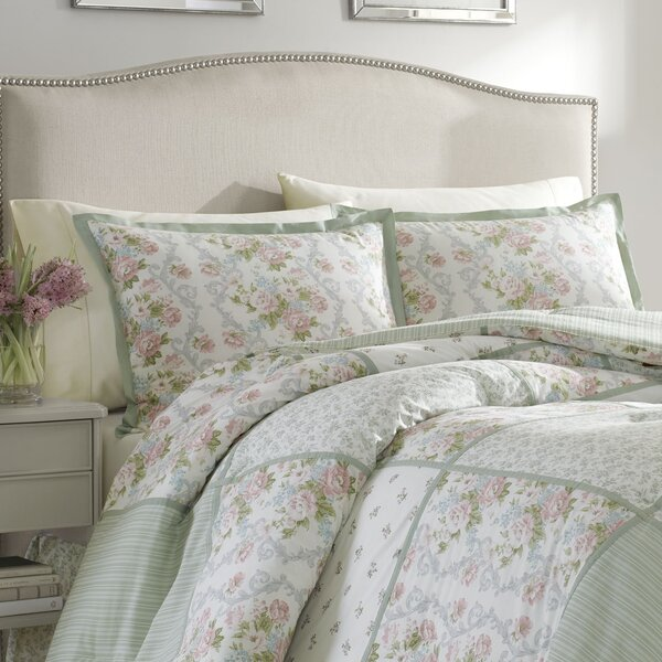 Harper Comforter Set by Laura Ashley Home by Laura Ashley Home