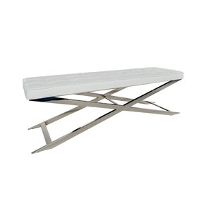 Upholstered Bench by UrbanMod