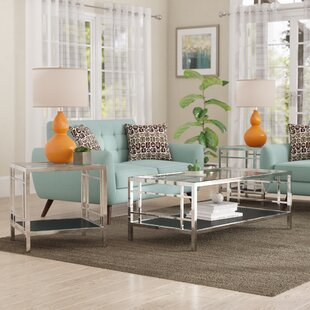 Compare & Buy Buffington 3 Piece Coffee Table Set By Orren Ellis