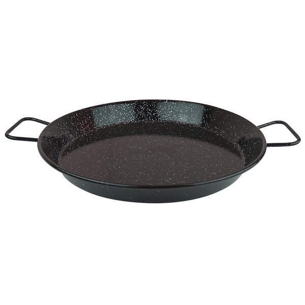Enameled Paella Pan by Magefesa