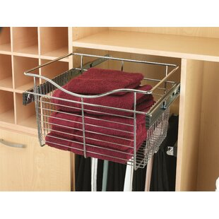 Find Deep Pull-Out 24W x 7H Drawer By Rev-A-Shelf