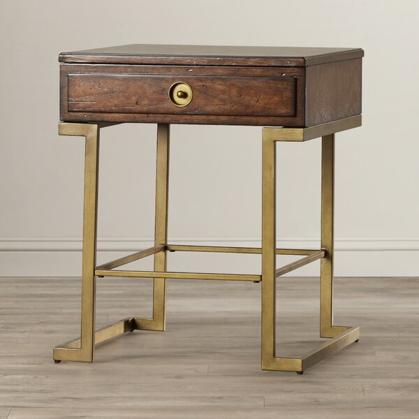 Copper Canyon End Table by Langley Street