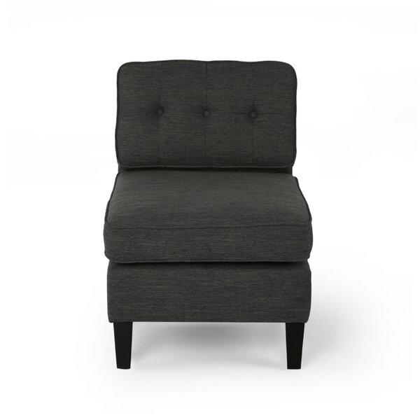 Goodspeed Slipper Chair (Set Of 2) By Latitude Run