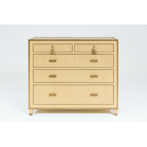 D'Oro 5 Drawer Accent Chest