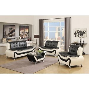 Elzada 4 Piece Living Room Set by Latitude Run