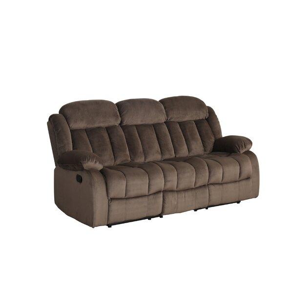 Gully Reclining Sofa By Red Barrel Studio