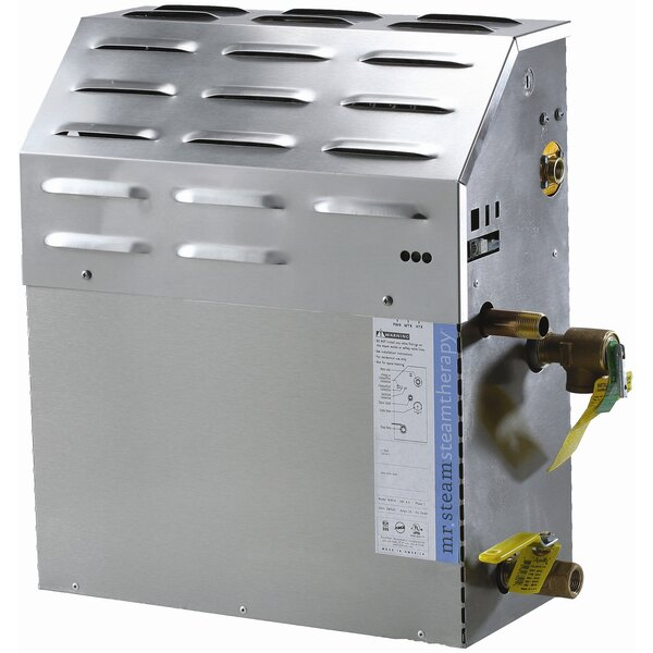 eTempo 12 KW 208V 1PH Steambath Generator by Mr. Steam