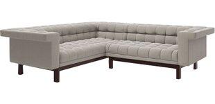 George 91x 90 Corner Sectional Sofa