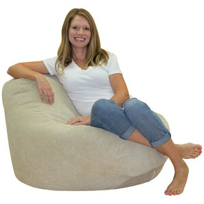Chris Primo Bean Bag Chair by Fox Hill Trading