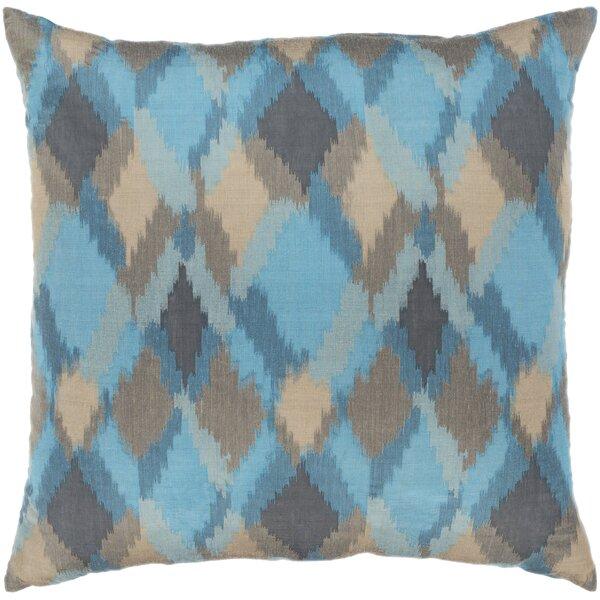 Camila Jacquard Throw Pillow by Surya