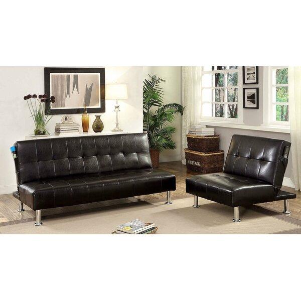 Binne 2 Piece Sleeper Living Room Set By Ebern Designs