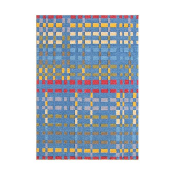 Akeelah  Hand-Tufted Blue Area Rug by Wildon Home ®