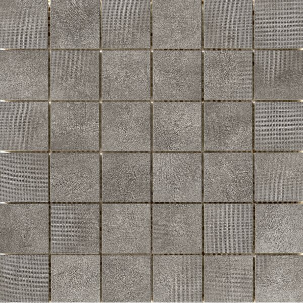 Facade 2 x 2 Porcelain Mosaic Tile in Taupe by Emser Tile