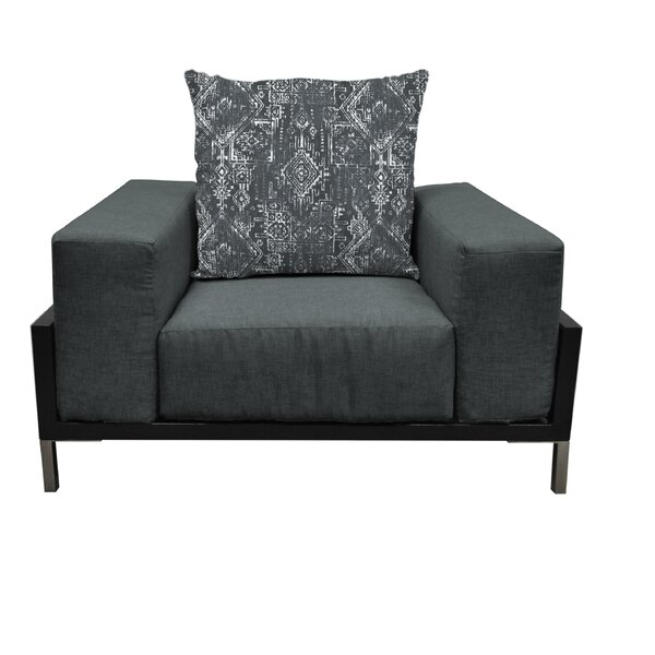 Tilly 4 Piece Sofa Set with Cushions by Orren Ellis