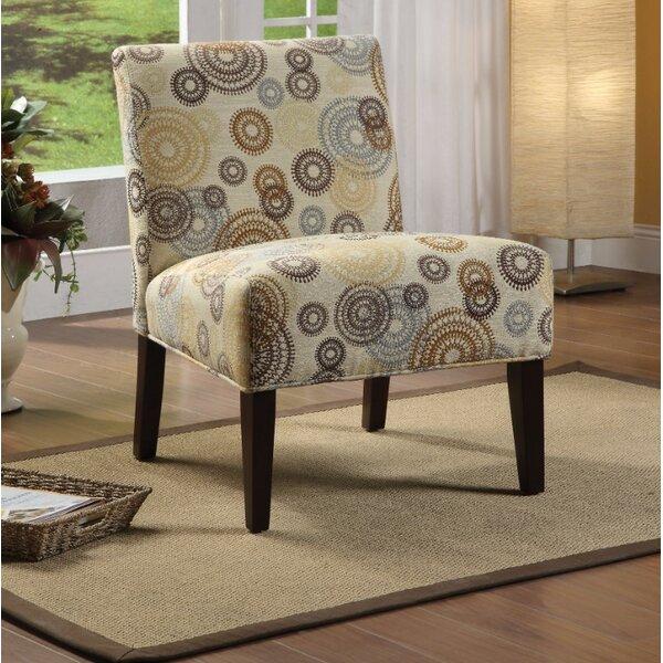 Allaga Slipper Chair by Ebern Designs