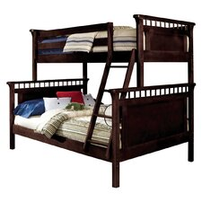 David Twin/Full Bunk Bed by Viv + Rae