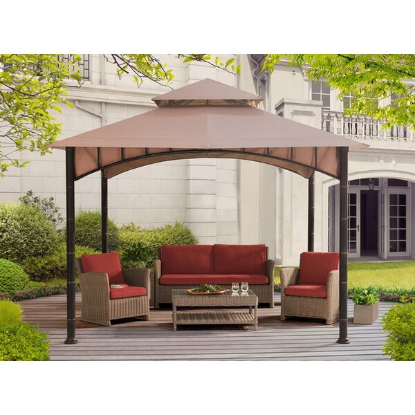 Replacement Canopy (Deluxe) for Summer Breeze Soft Top Gazebo by Sunjoy