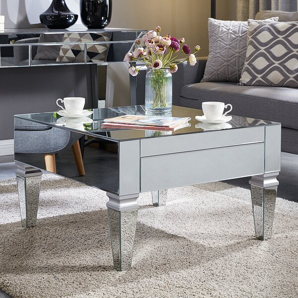Worrell Coffee Table With Storage By House Of Hampton