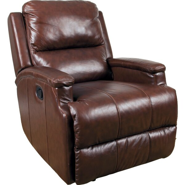 Daire Manual Glider Recliner [Red Barrel Studio]