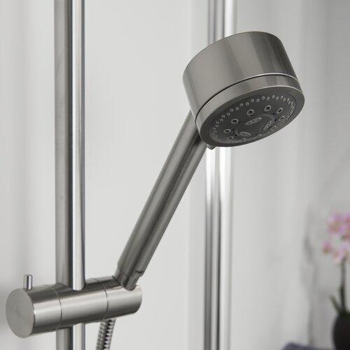 Verstellbarer Duschkopf Zavier mit Brausearm Belfry Bathroom | Bad > Duschen > Duschköpfe | Belfry Bathroom
