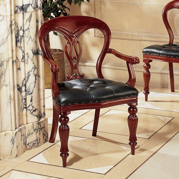 Simsbury Armchair by Design Toscano