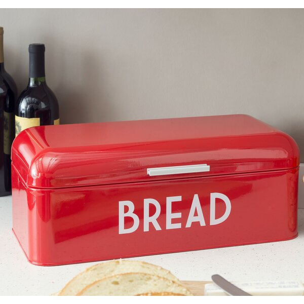 Bread Box by Home Basics