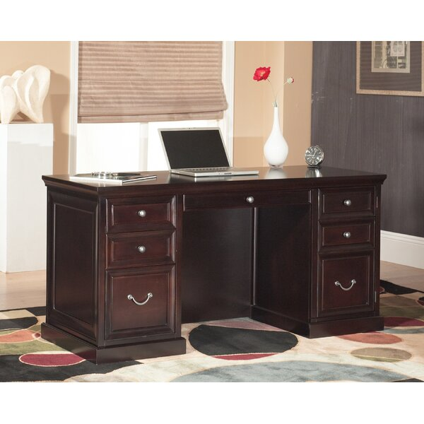 Robbie Executive Desk by Darby Home Co
