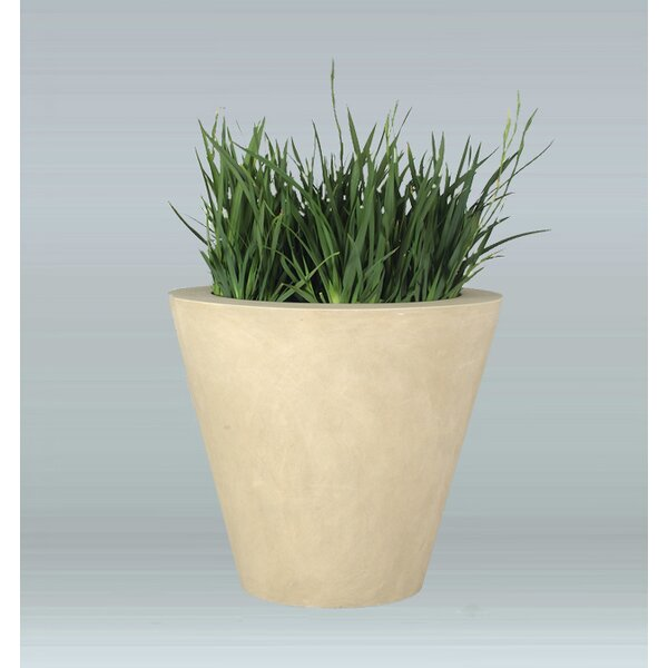Cairo Plastic Pot Planter by Allied Molded Products