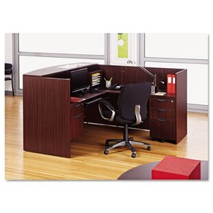 Reception Desks & Suites You\'ll Love | Wayfair