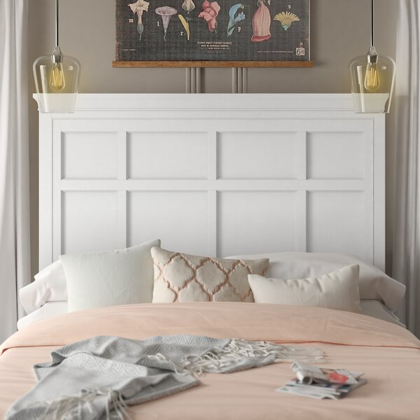 Calila Panel Headboard by Canora Grey