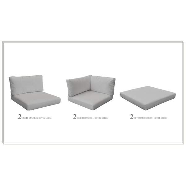 12 Piece OutdoorCushion Set by Sol 72 Outdoor Sol 72 Outdoor