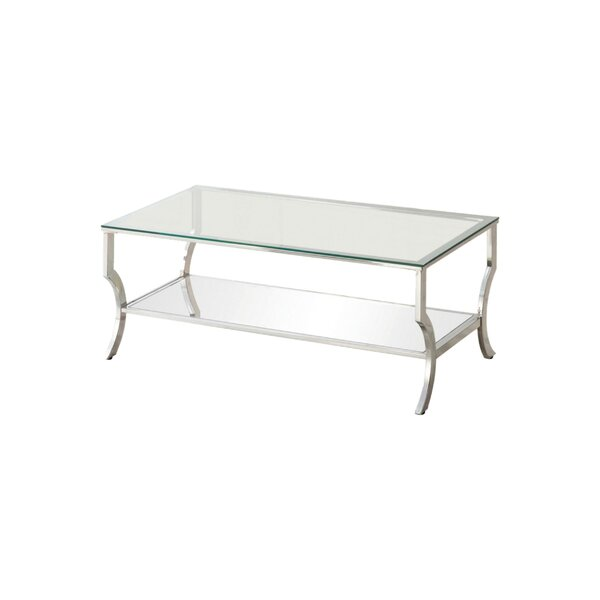 Tralee 4 Legs Coffee Table With Storage By Ivy Bronx