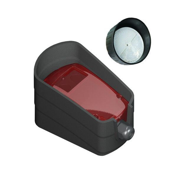 Safety Photocell Infrared Photo Eye Sensor for Garage and Gate Openers by ALEKO