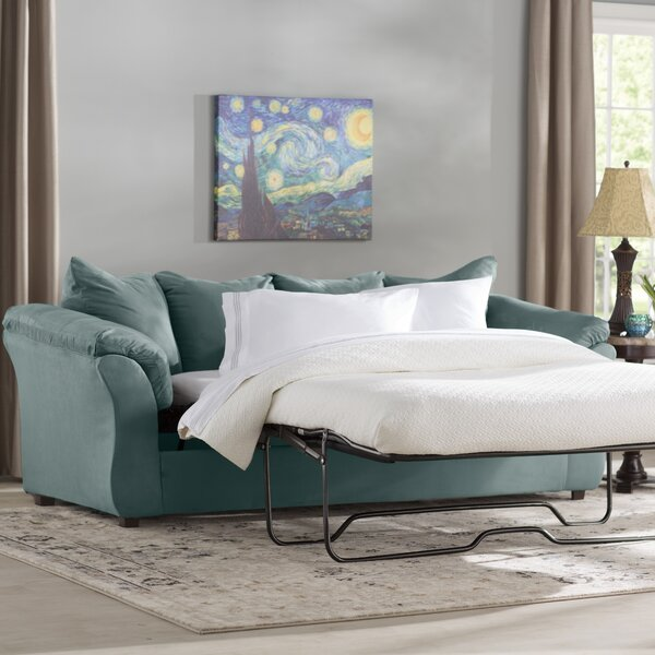 Huntsville Sofa Bed by Alcott Hill