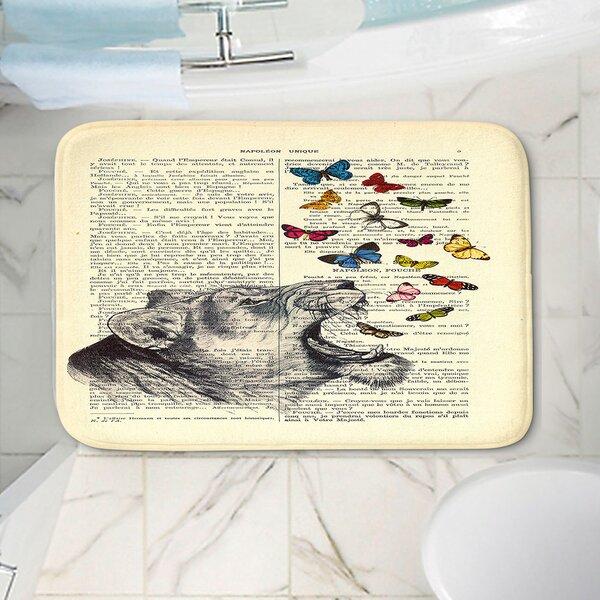 Lioness Memory Foam Bath Rug