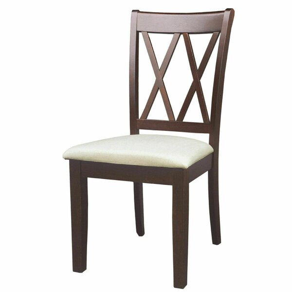 Doak Upholstered Dining Chair (Set Of 2) By Darby Home Co
