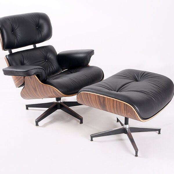 Bice Swivel Lounge Chair And Ottoman By Brayden Studio