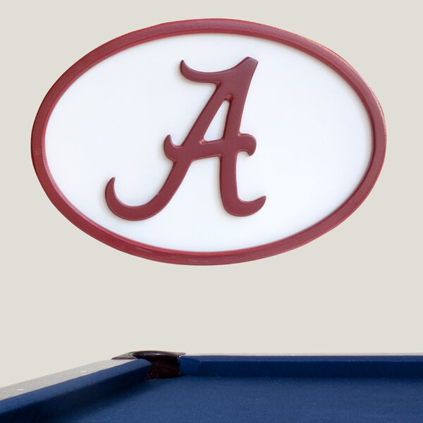 NCAA Logo Textual Art Plaque by Fan Creations