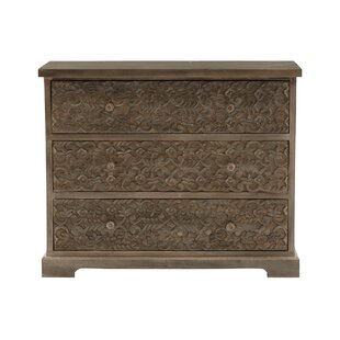 Westford 3 Drawer Accent Chest By Bungalow Rose