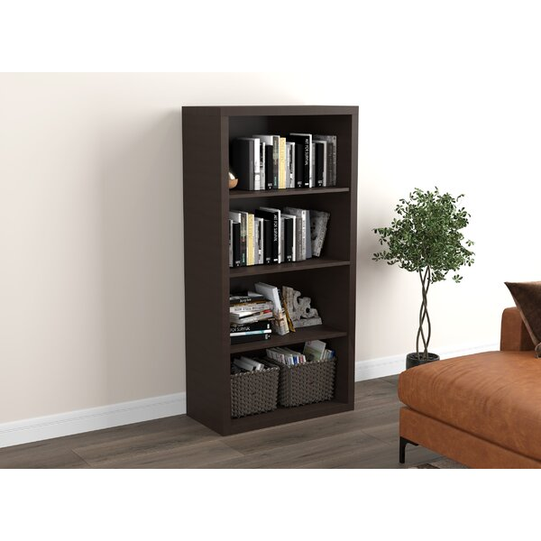 Marroquin Standard Bookcase by Winston Porter
