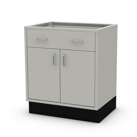1 Drawer and 1 Door Accent Cabinet