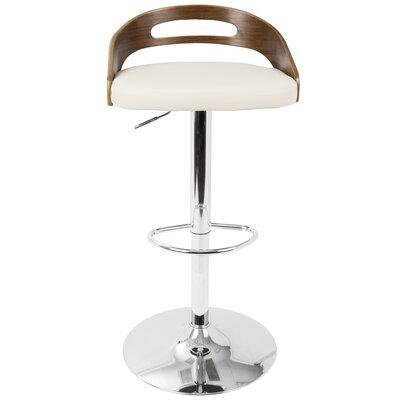Modern Pedestal Bar Counter Stools Allmodern