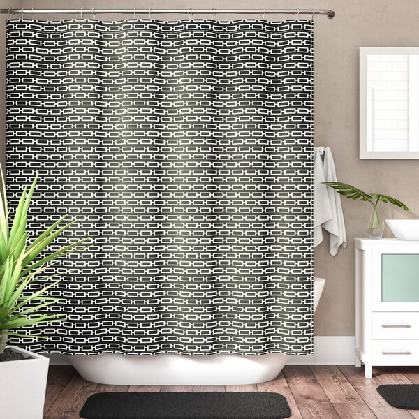 Cantu Shower Curtain by Wade Logan