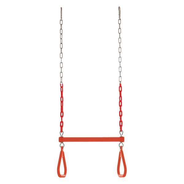 Trapeze Swing Bar with Chain by Swingan