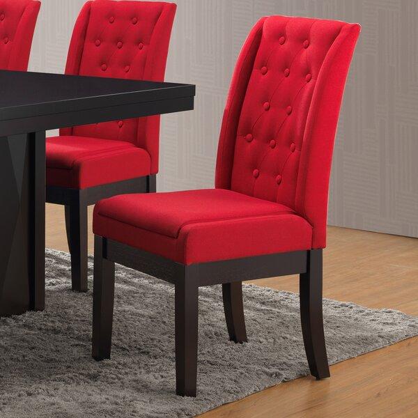 Gonser Upholstered Dining Chair (Set of 2) by Brayden Studio