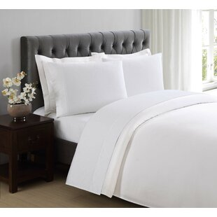 Classic 310 Thread Count 100% Cotton Sateen Sheet Set By Charisma